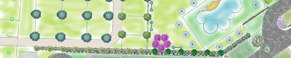 progettazione del verde